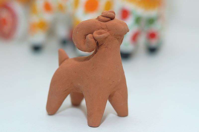 Игрушки из глины своими руками для детей 51