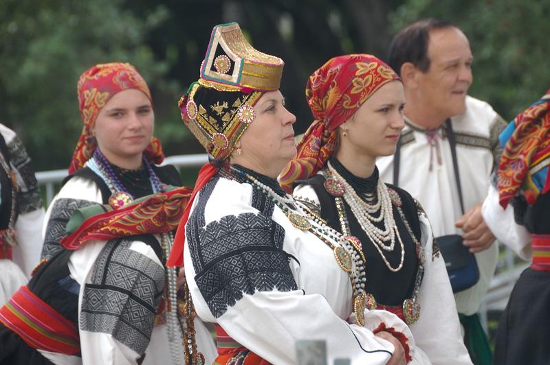 Фестиваль Русское поле Коломенское