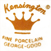 Kensington Fine Porcelain George-Good